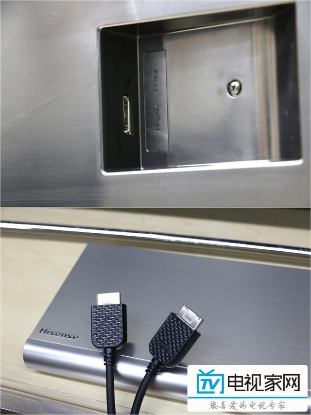 海信65寸分体曲面电视mu9600评测:显示效果赶超oled