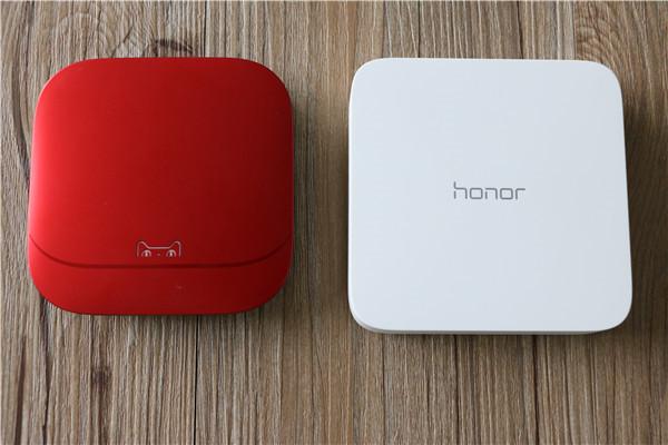 榮耀盒子Pro和天貓魔盒3 Pro大對比 4K盒子哪個好