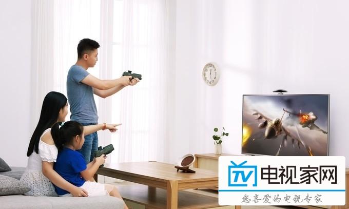 玩游戲就要用大屏 四款主流游戲電視推薦