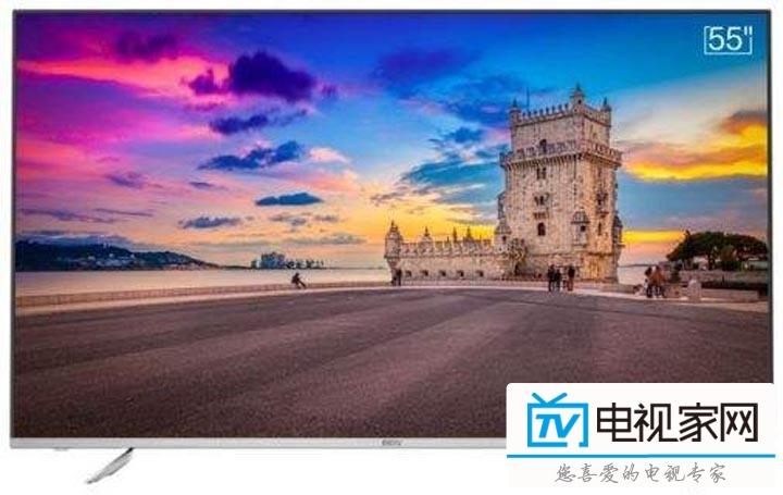 PPTV 55P1S试用评测 最具性价比4K智能电视