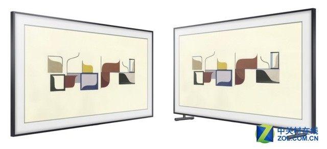 三星The Frame電視7月份國內首發