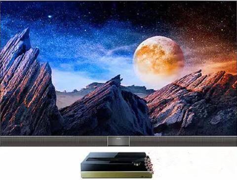 激光电视靠这个和QLED、OLED电视竞争?-高清范资讯