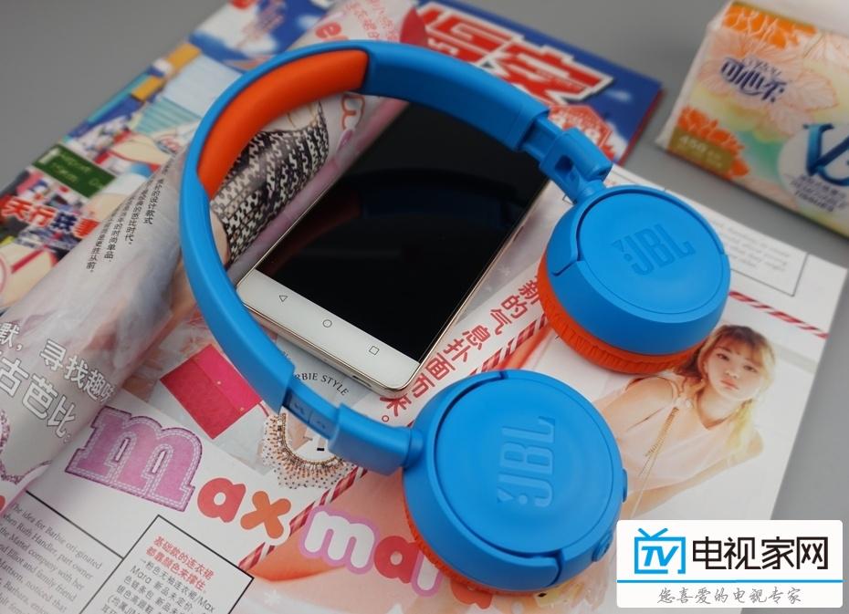 专为青少年设计的 JBL JR300BT蓝牙耳机评测