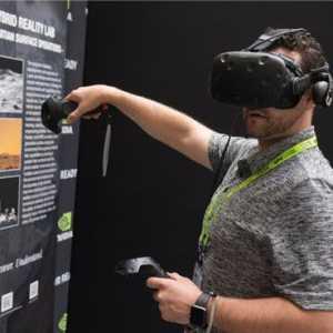 NASA利用VR技术让人们足不出户探索外太空